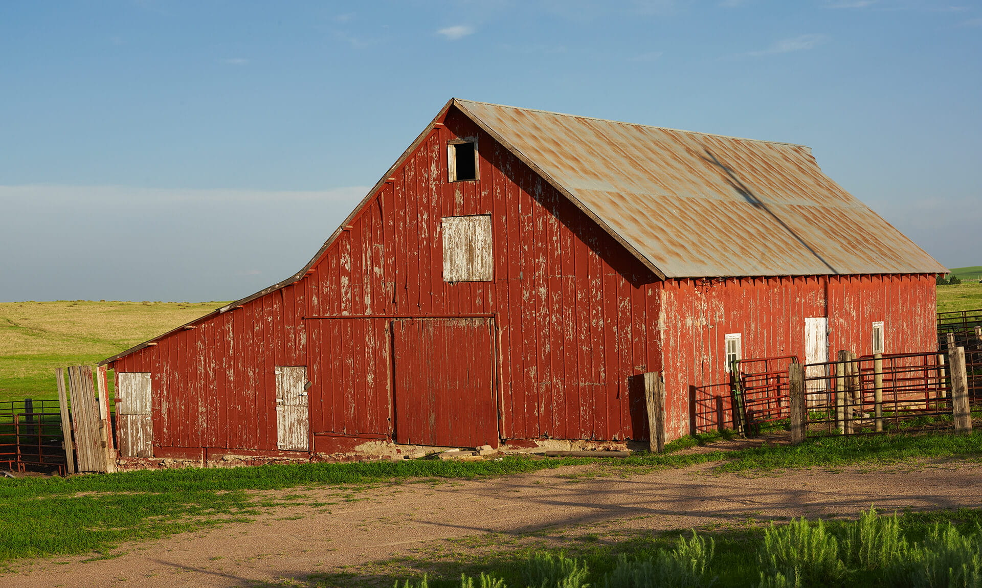 Old Red Barnhouse